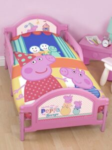 Set Lettino 4in1 Peppa Pig Funfair