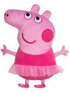 Cuscino sagomato Peppa Pig Ballerina