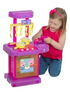 Cucina elettronica Peppa Pig 'Cook and Go'