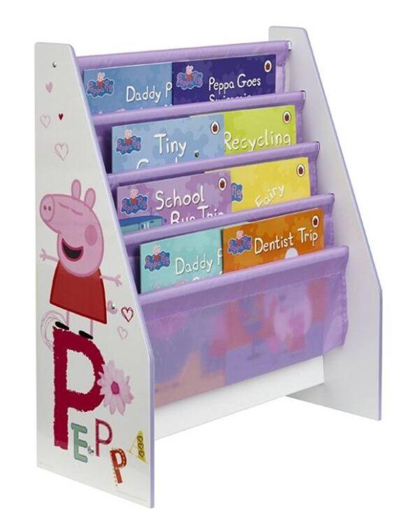 Mobiletto portalibri e riviste Peppa Pig