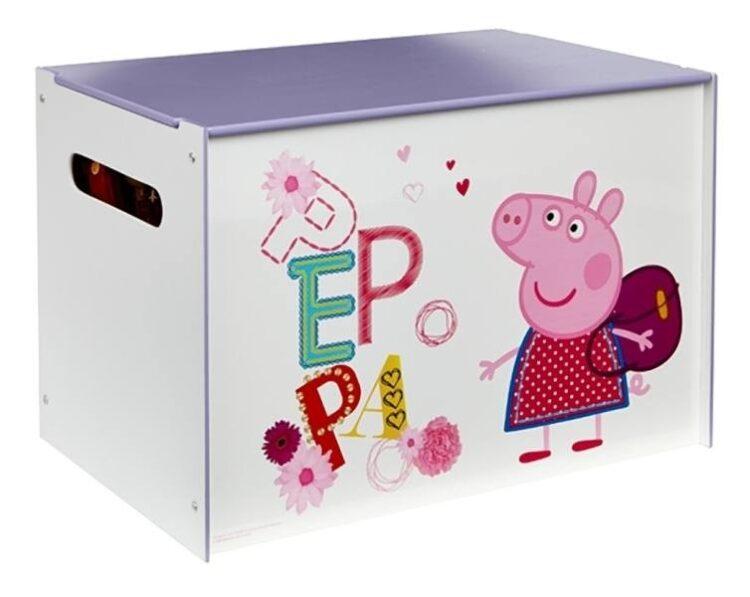 Cassapanca Peppa Pig