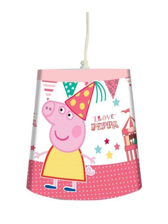 Lampadario Peppa Pig Funfair