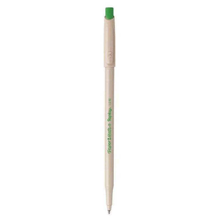 Replay Penna a Sfera Cancellabile Colore Verde
