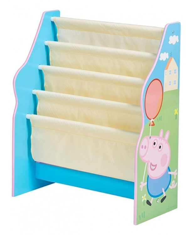 Mobiletto porta libri/quaderni/album Peppa Pig