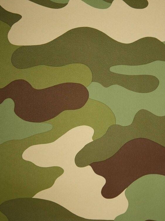 Carta da parati militare 10,5mt