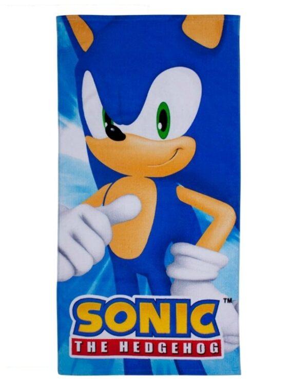 Asciugamano Telo Mare Sonic The Hedgehog
