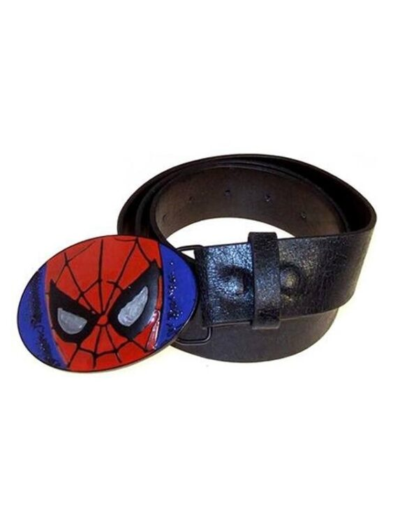 Cintura Spiderman con fibbia Marvel Comics