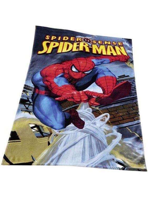 Asciugamano Telo Mare Spiderman Jump