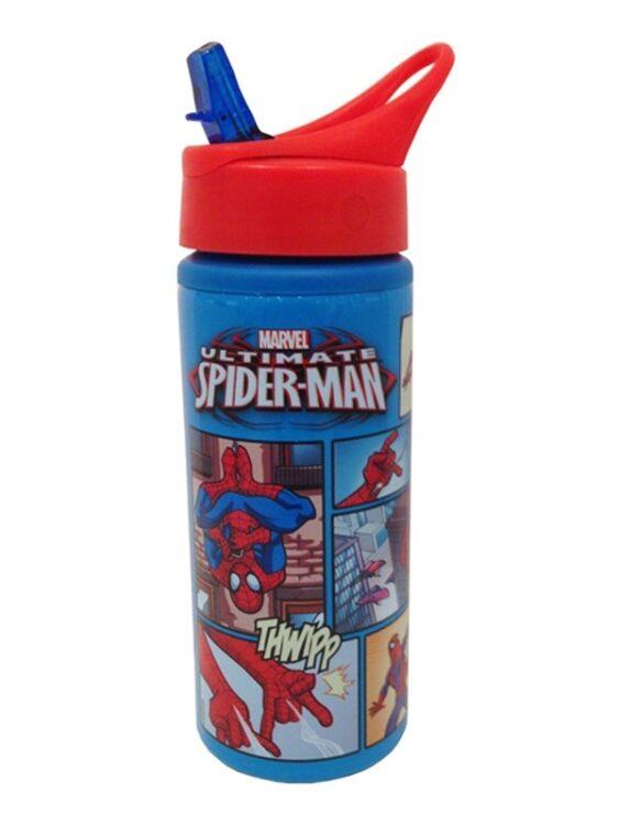 Borraccia in alluminio Ultimate Spiderman Comic