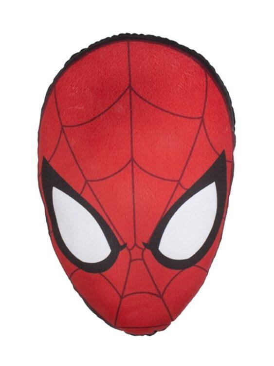 Cuscino sagomato Spiderman Parker Head