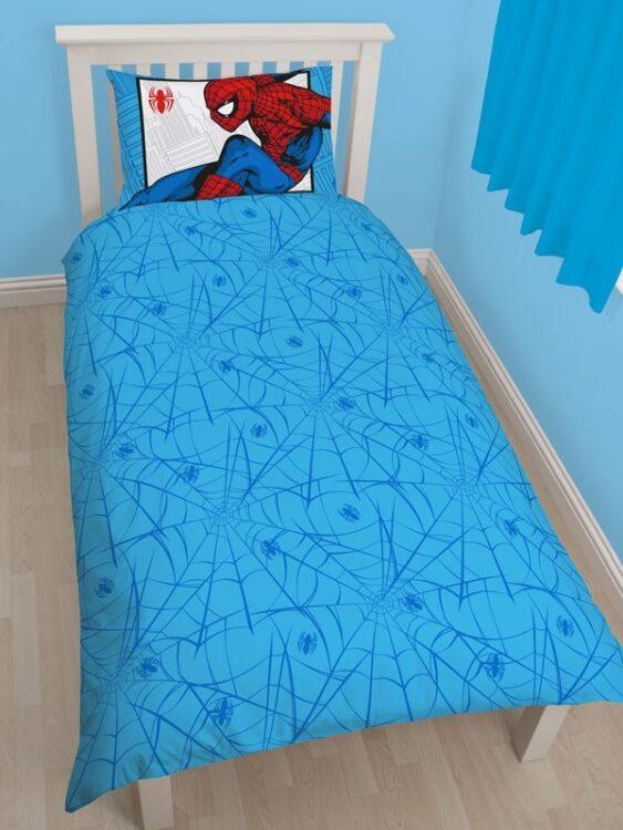 """Parure copripiumino singolo Spiderman """"Parker"""""""