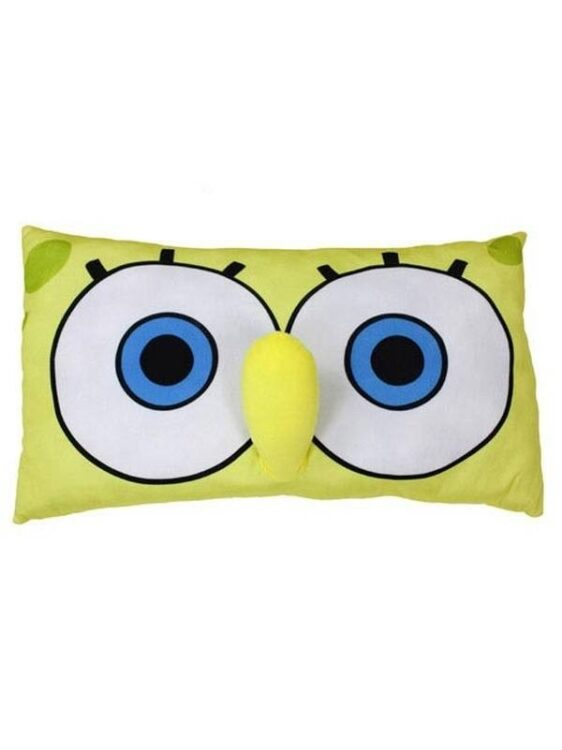 "Cuscino ""face"" Spongebob"