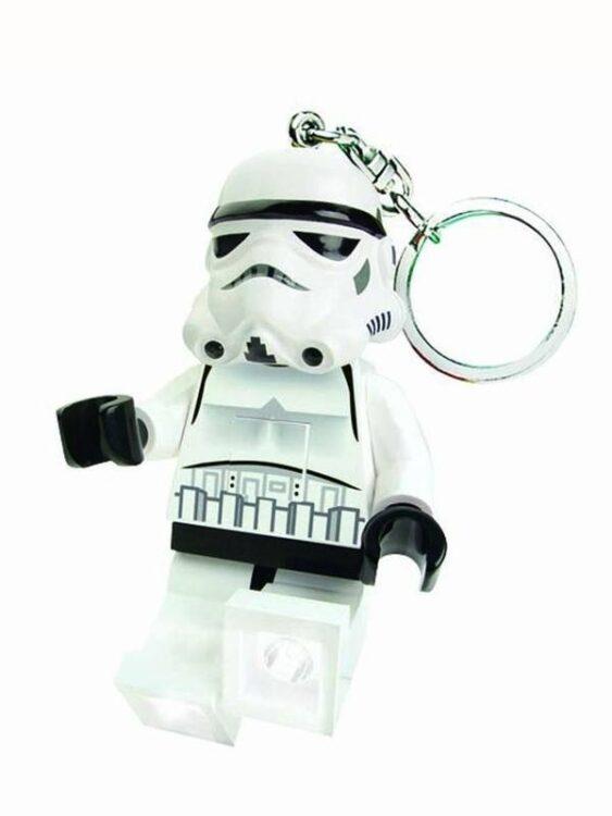 Portachiavi con luce Lego Star Wars Stormtrooper