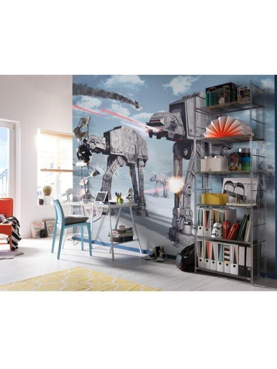 Star Wars Battaglia di Hoth - Fotomurale 368cm x 254cm