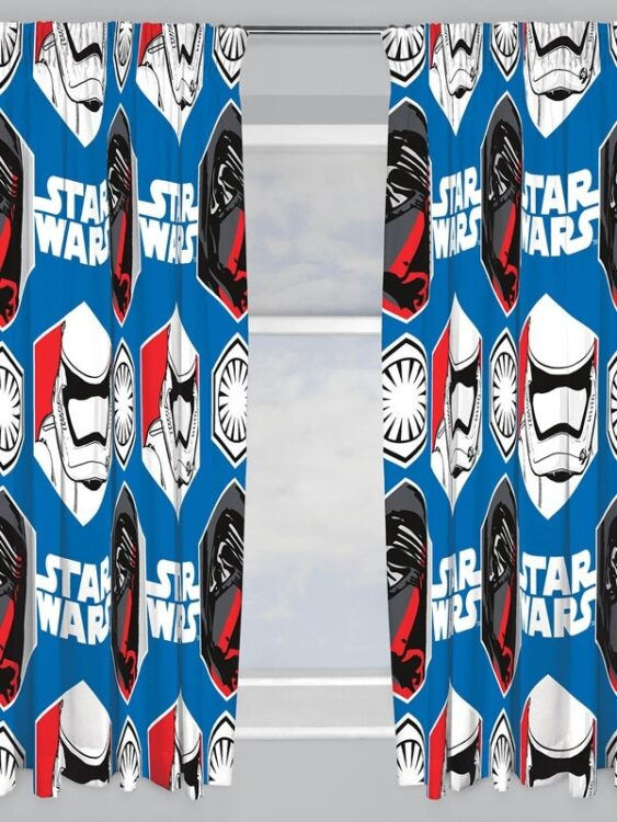 Tende per cameretta Star Wars Episodio VII