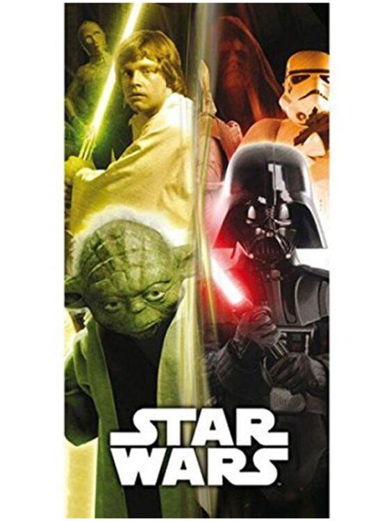 Asciugamano telo mare Star Wars Empire