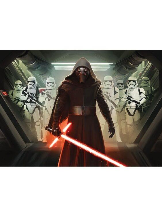 Fotomurale Star Wars Episode VII Kylo Ren 254x184 cm