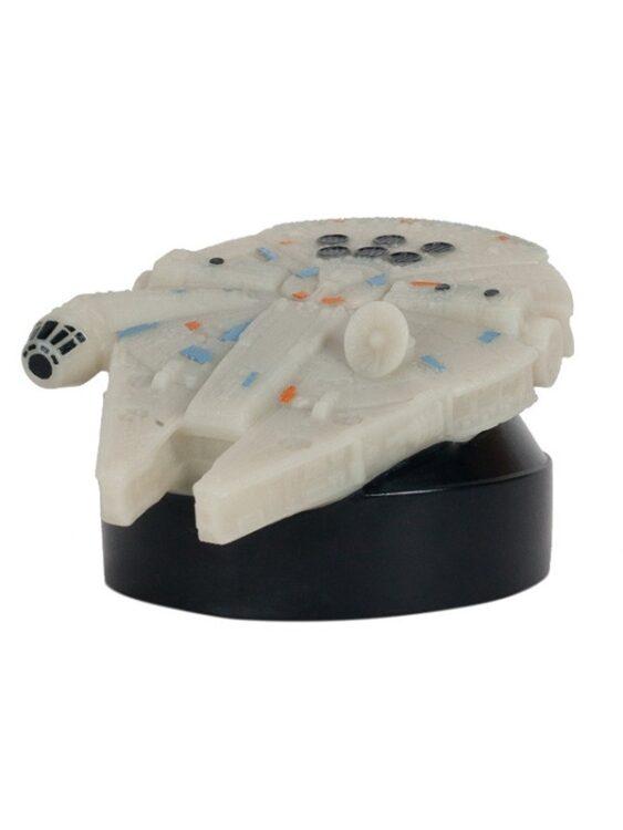 Illumi-mate Star Wars Millenium Falcon- Luce notturna cambia-colore