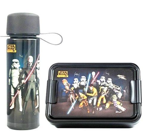 Set portamerenda Star Wars Rebel 2pz