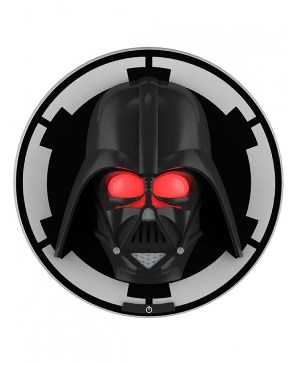 Luce da parete 3D a LED Star Wars Darth Vader