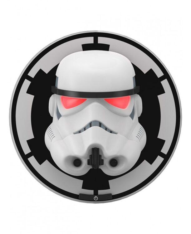 Luce da parete 3D a LED Star Wars Stormtrooper