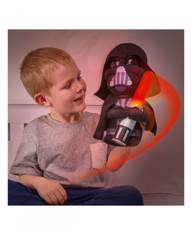 Peluche e luce notturna 2in1 Star Wars Darth Vader
