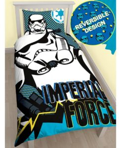 Parure copripiumino singolo Star Wars Imperial Force