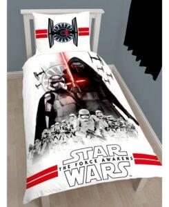 Star Wars Episode VII Parure copripiumino singolo