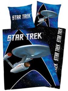 Parure Copripiumino Singolo Star Trek