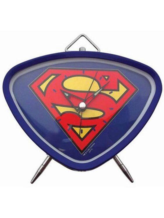 Orologio Sveglia Superman