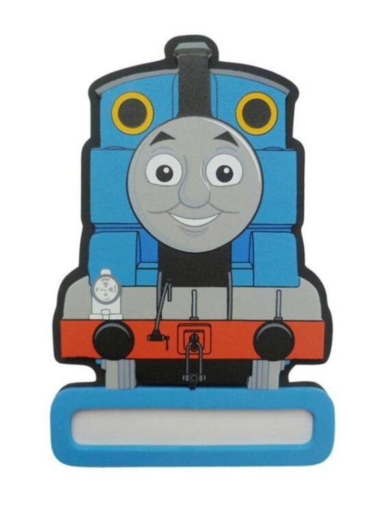 Targa nome adesiva Trenino Thomas