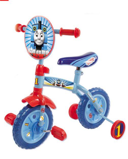 Bicicletta 2in1 Trenino Thomas 10 pollici