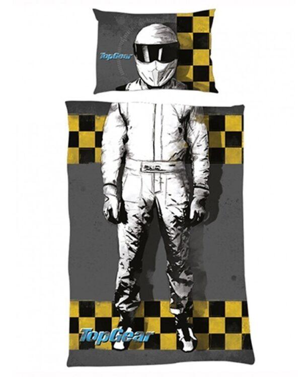 """Parure copripiumino singolo Top Gear """"I am the Stig"""""""