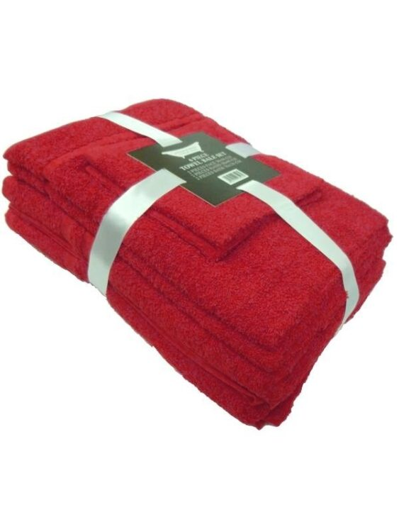 Set 6 asciugamani colorati