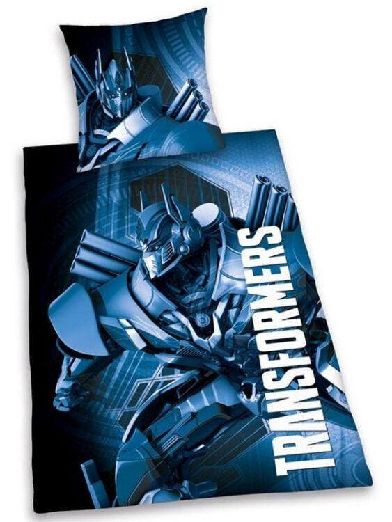 Parure copripiumino singolo Transformers