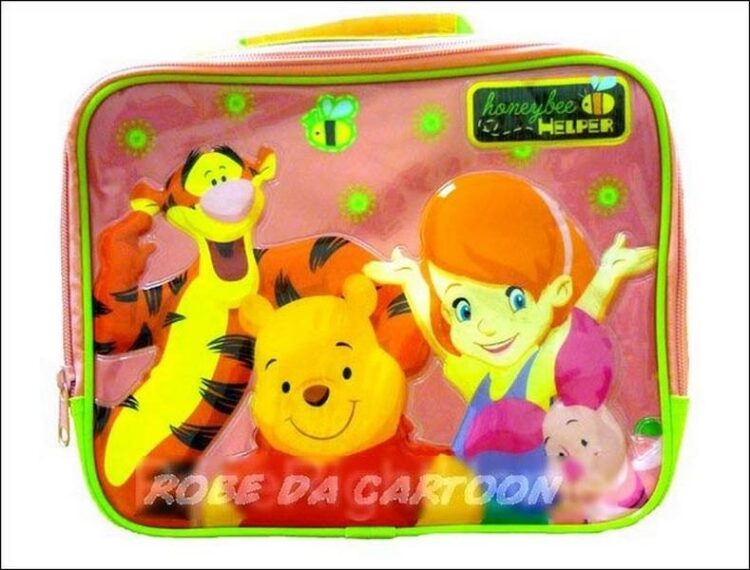 Lunch Box Winnie The Pooh