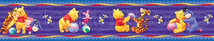 Bordo per cameretta Winnie The Pooh