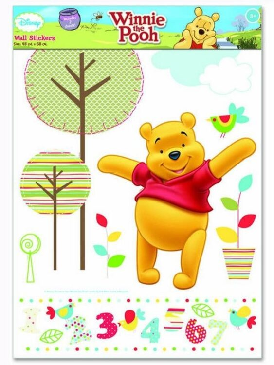 Maxi Stickers Winnie The Pooh