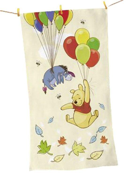 Asciugamano Telo Mare Winnie The Pooh