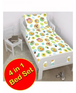 Set Lettino 4in1 Winnie the Pooh