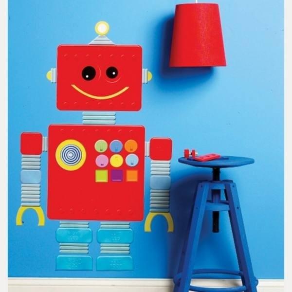 Stickers Murali Robot