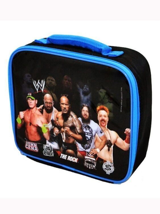 Borsa termica portamerenda WWE All Stars