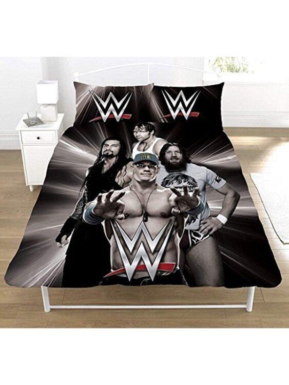 Parure copripiumino WWE Superstars