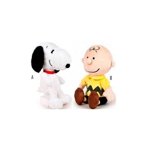 Peluche Snoopy / Charlie Brown 23cm