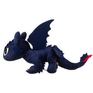 Maxi Peluche Dragon Trainer Sdentato 40 cm