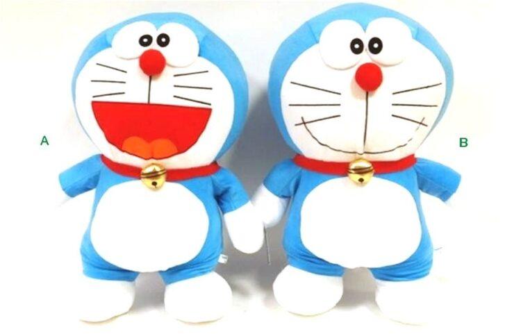 Maxi Peluche Doraemon 40cm