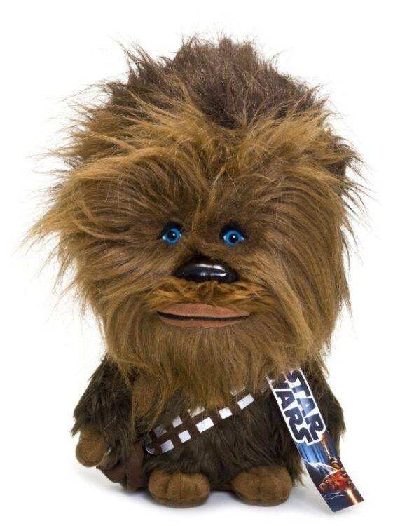 Peluche Star Wars Chewbecca - 25 cm