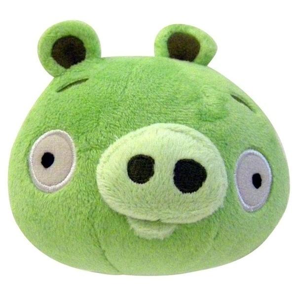 Peluche Angry Birds misura 2 verde