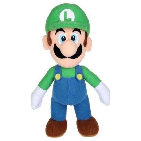Peluche Super Mario Luigi 67cm