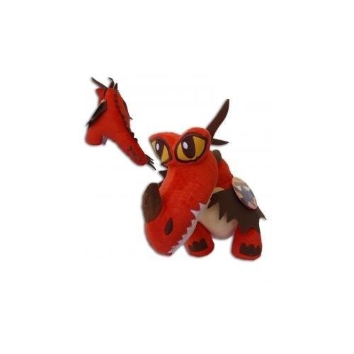 Peluche Dragon Trainer Zannacurva 30cm